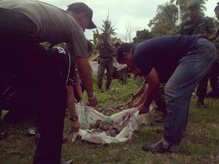 Eksekusi Sampoddo, Jalan Trans Sulawesi Dialihkan