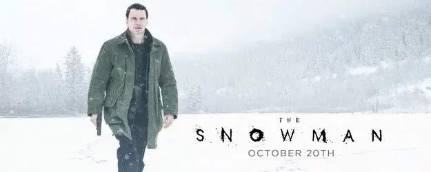 Sinopsis Film The Snowman (2017) Beserta Daftar Pemain dan Trailer