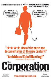 portada del documental La Corporación