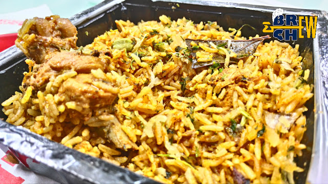 Five Star Chicken Bangalore Review | Biryani