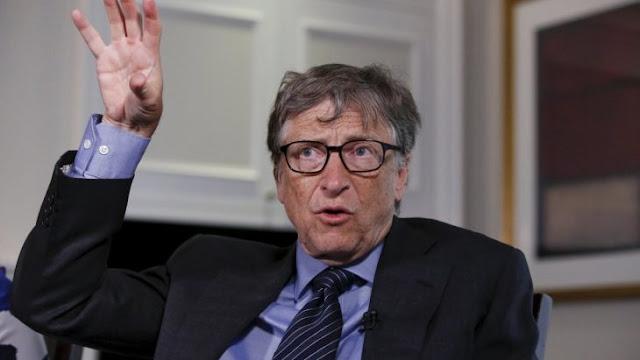 """Gates será el único en la lista de """"billonarios"""" en 25 años"""