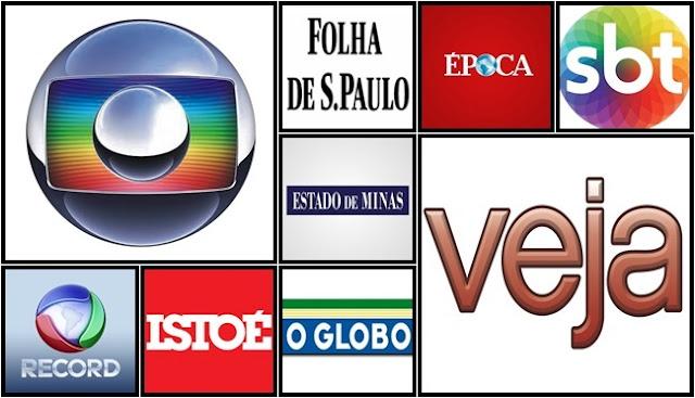 Aparelhamento comunista da grande mídia brasileira