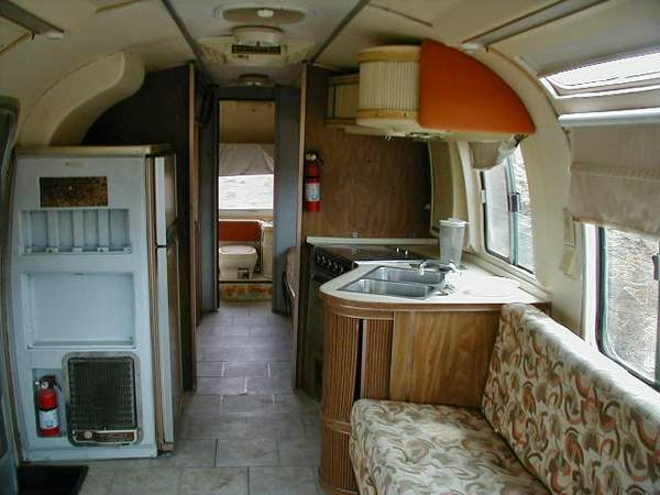 Used Rvs 1976 Airstream Argosy Motorhome For Sale For Sale