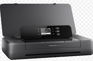The HP Officejet 202C Mobile Printer series with optional wireless capability provides a complete mobile printing system.