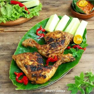 Ide Resep Masak Ayam Bakar Bumbu Rujak
