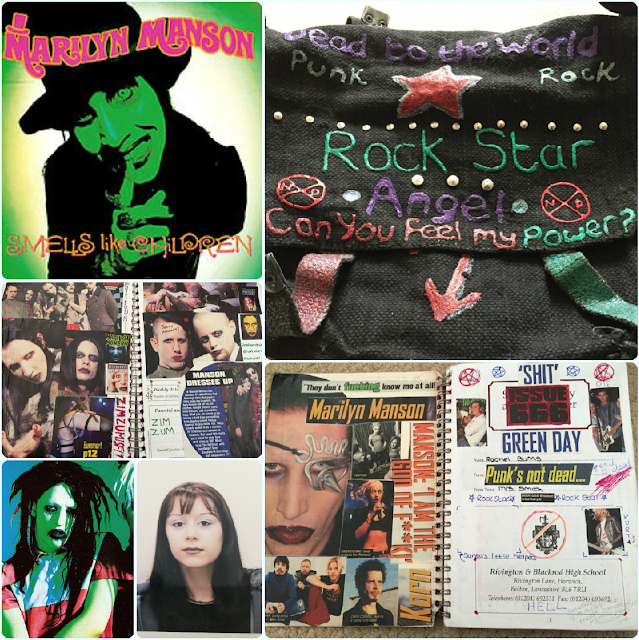 Marilyn Manson memories