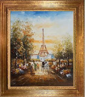 Pigura - Frame Untuk Lukisan