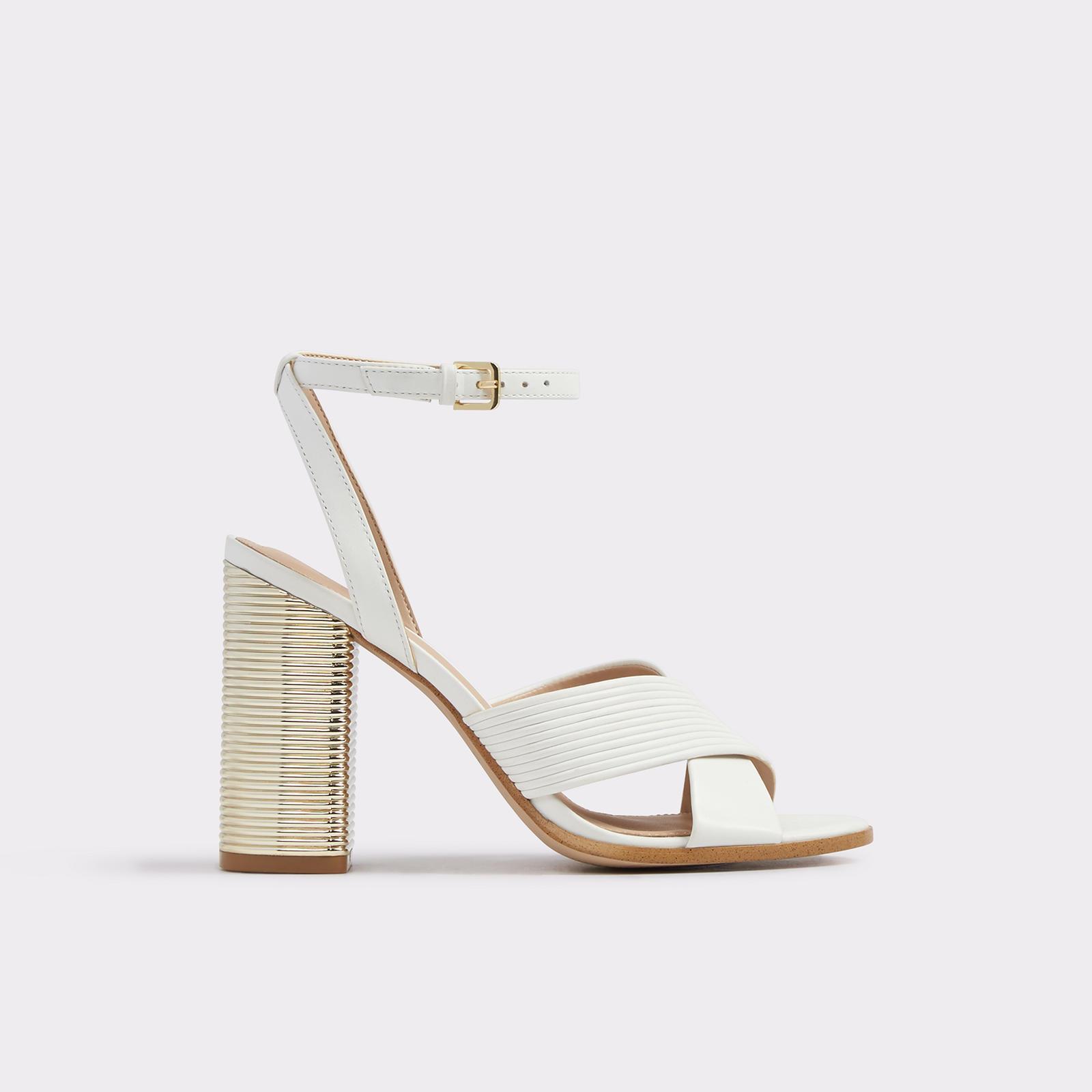 White Summer Sandals 2017