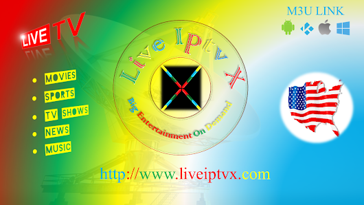 Watch Live TV Online Free Streaming With USA Channel Live Stream On Your Device | Live Iptv X
