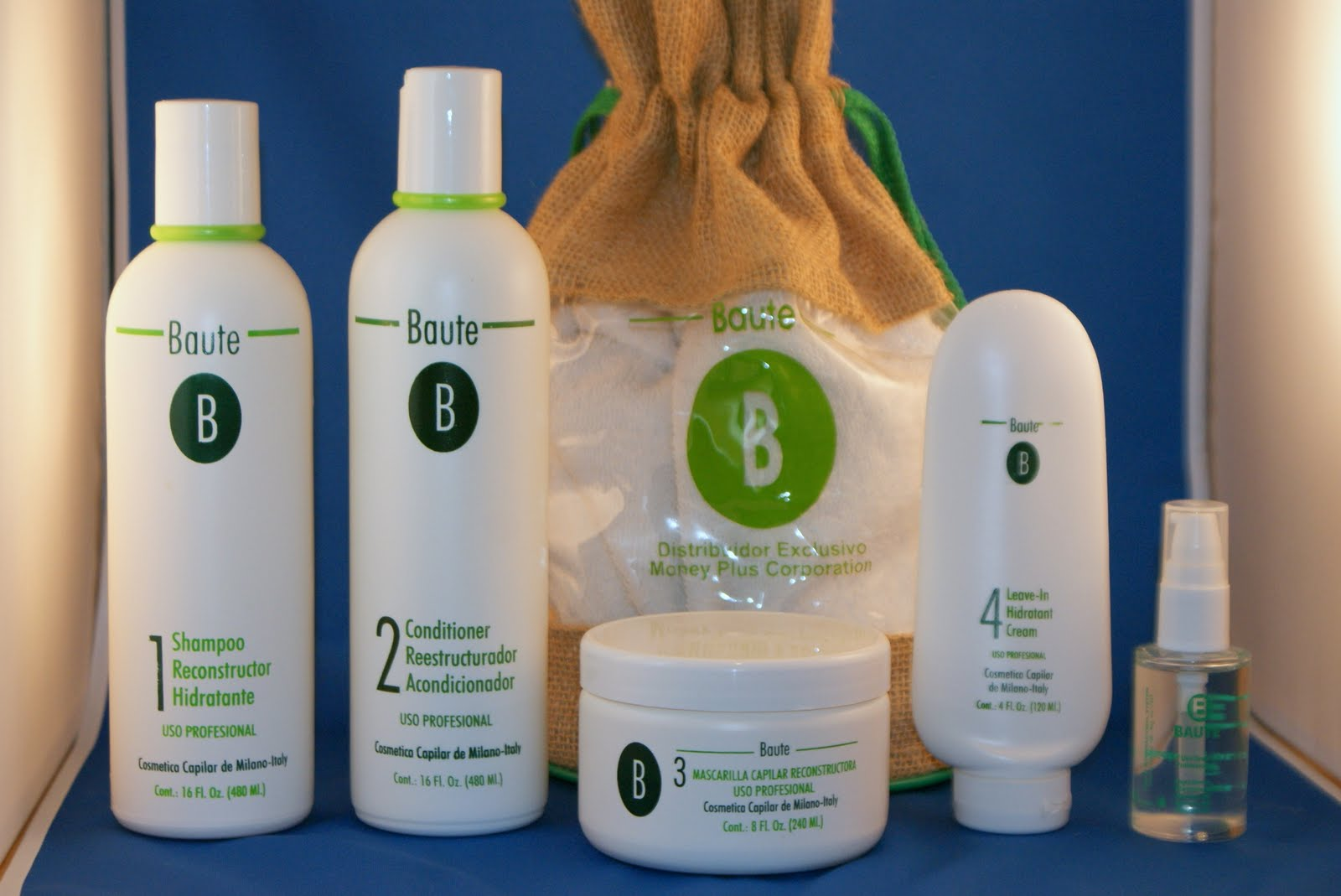 Mybautesofficicapelli: All Natural Hair Products From