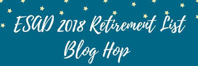 Jo's Stamping Spot - ESAD 2018 Retirement List Blog Hop