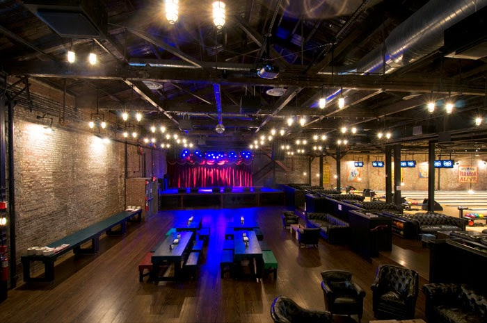 Brooklyn Bowl em Nova York