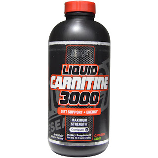 الكرنتين بقوة 3000  من اي هيرب   Nutrex Research Labs, Liquid Carnitine 3000, Cherry Lime, 16