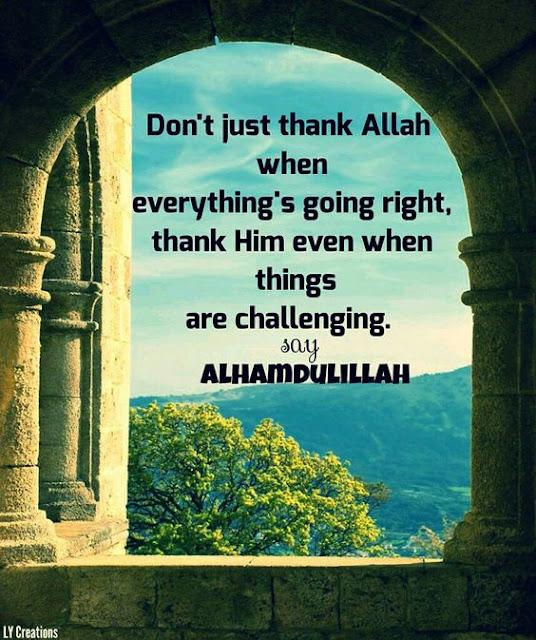 islamic quote, islamic quotes, salam jumaat, alhamdulillah