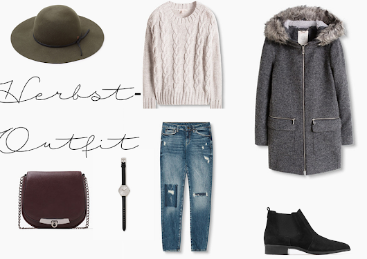 Perfection of glam: Herbst-Outfit Inspiration