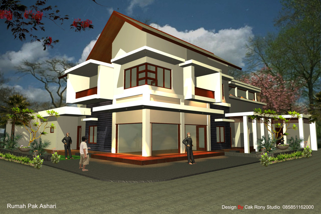 Modelos de casas dise os de casas y fachadas fotos de for Immagini design casa