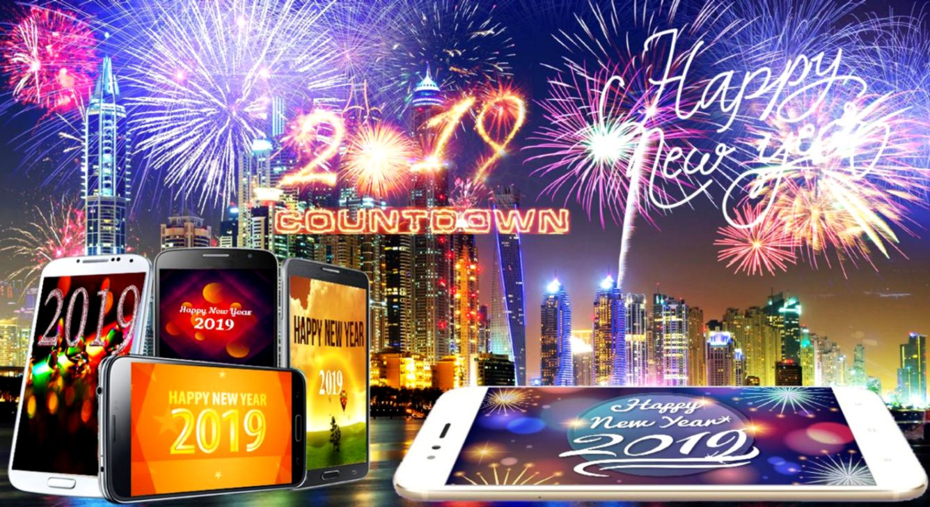 New Year Countdown 2019 Live Wallpapers for Android APK Download