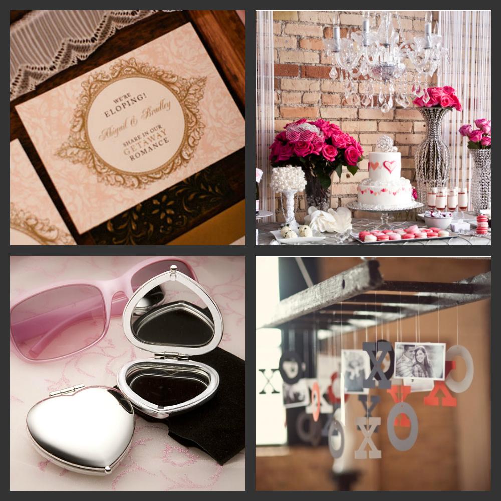 Weddings Are Fun Blog: Valentine's Day Wedding Ideas