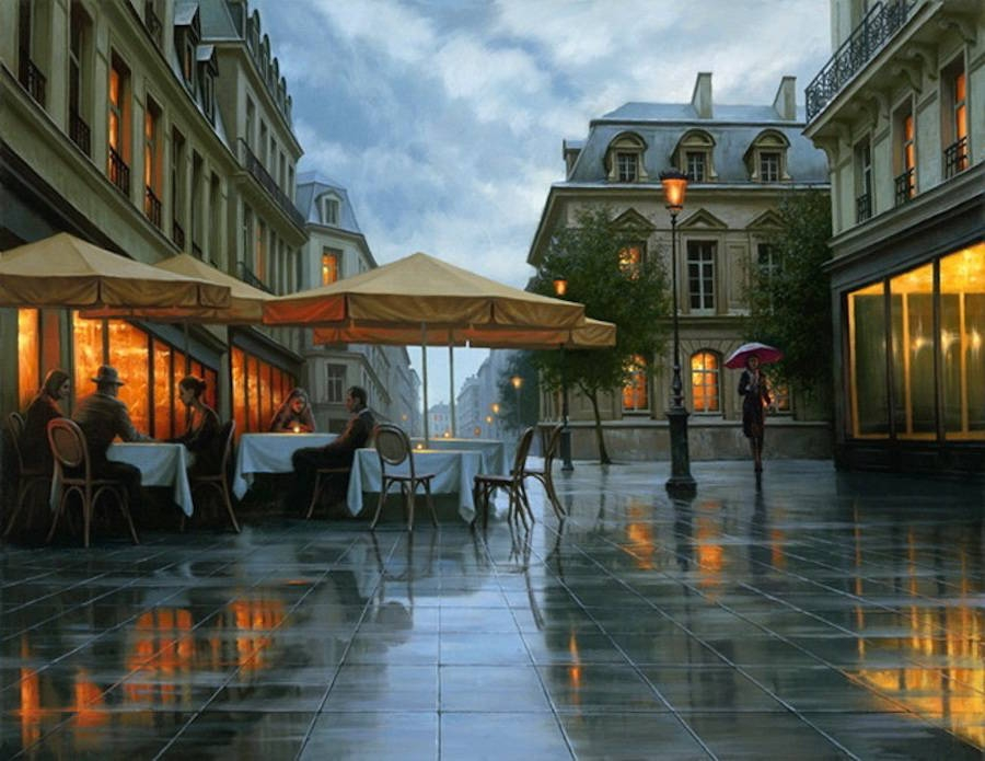 09-Alexey-Butyrsky-Architecture-in-Paintings-of-Cityscapes-at-Night-www-designstack-co