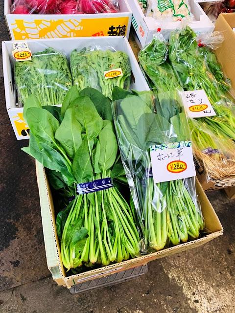 青森魚菜中心-古川市場-青森魚菜センター本店-新鮮蔬菜