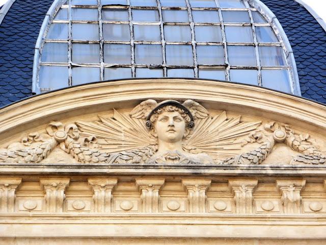 Montpellier, detalle friso