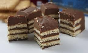 Tarta De La Abuela O Biscuit Cake