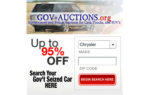 Car Auction Search
