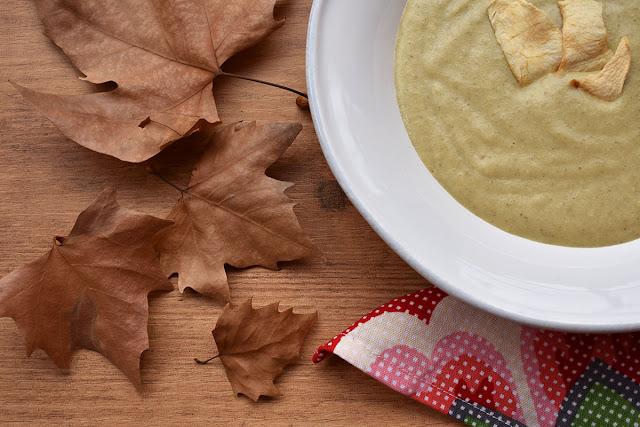 Crema de champiñones muy fácil y deliciosa