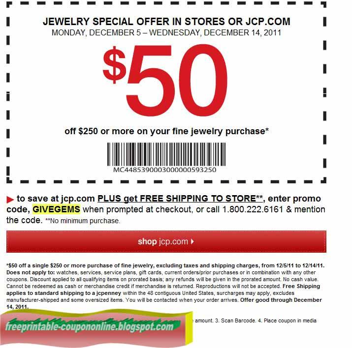 Jcp portrait coupons december 2018