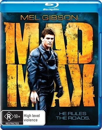 Mad Max 1979 Dual Audio Hindi Bluray Download