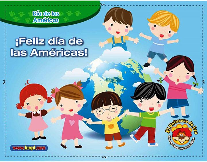 Día de las Américas niños
