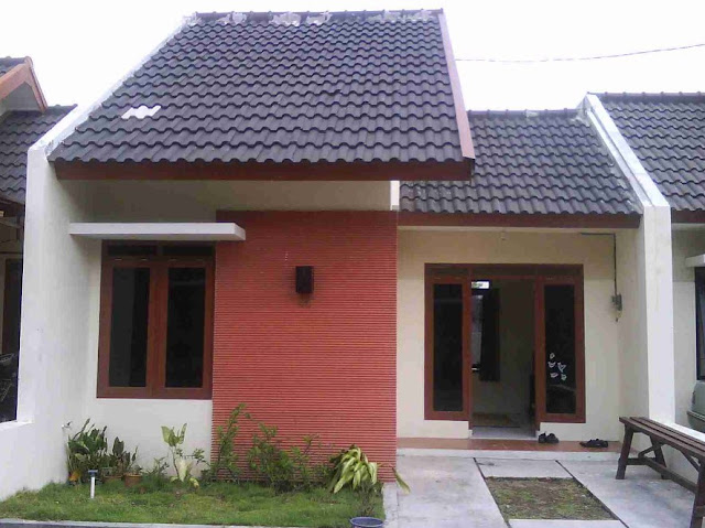 desain rumah minimalis sangat sederhana sekali