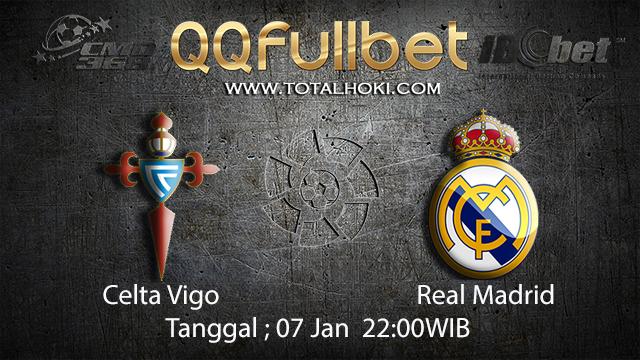 PREDIKSIBOLA - PREDIKSI TARUHAN BOLA CELTA VIGO VS REAL MADRID 07 JANUARI 2017 ( SPANISH LA LIGA )