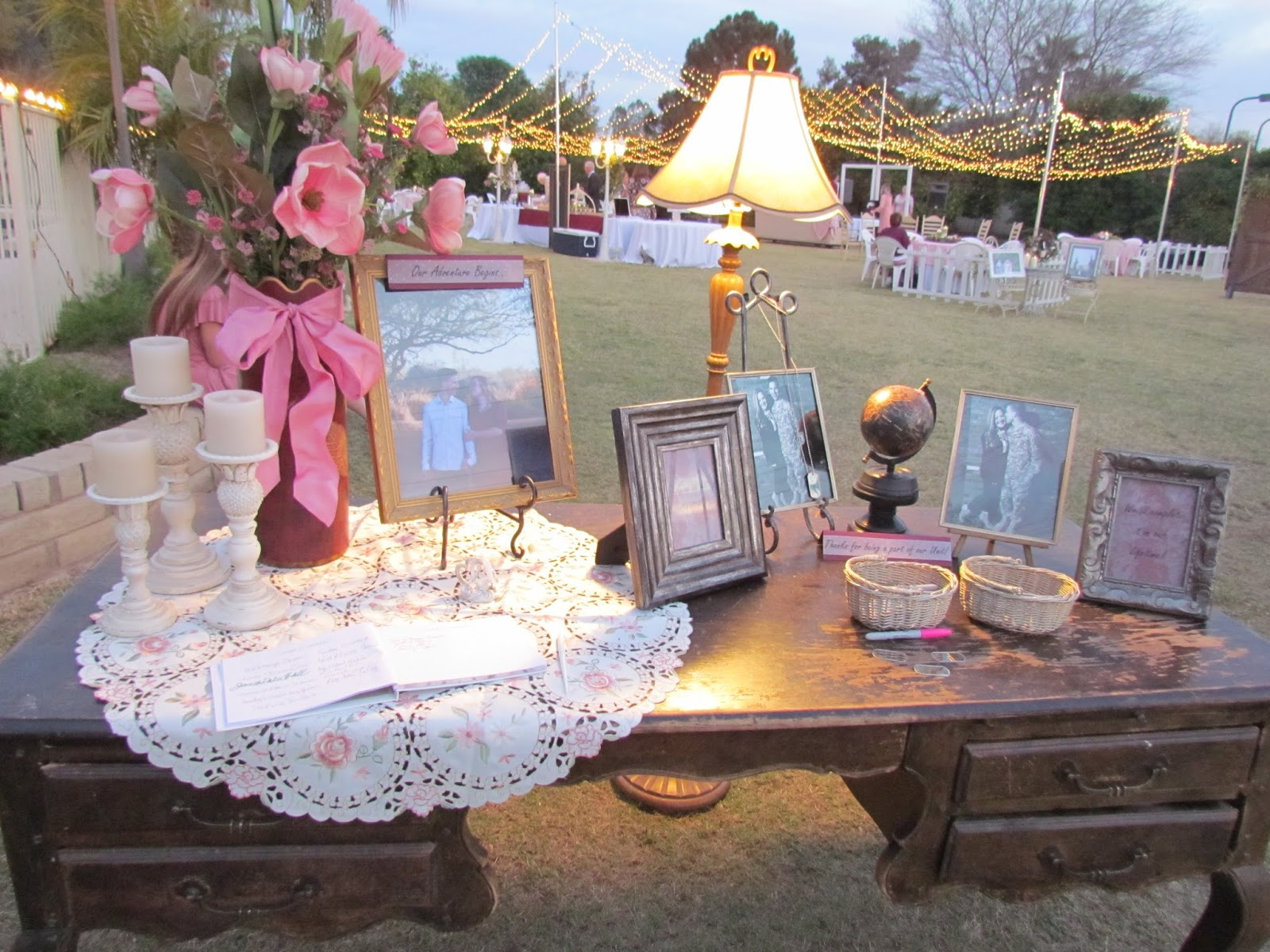 Stacies Place Ii Mesa Az Wedding Reception