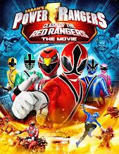 Power Rangers El choque de los Rangers Rojos (2012)