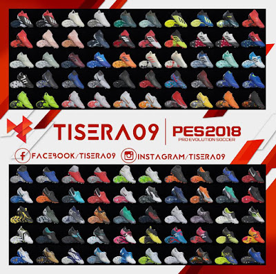 PES 2018 Bootpack AIO v8 by Tisera09