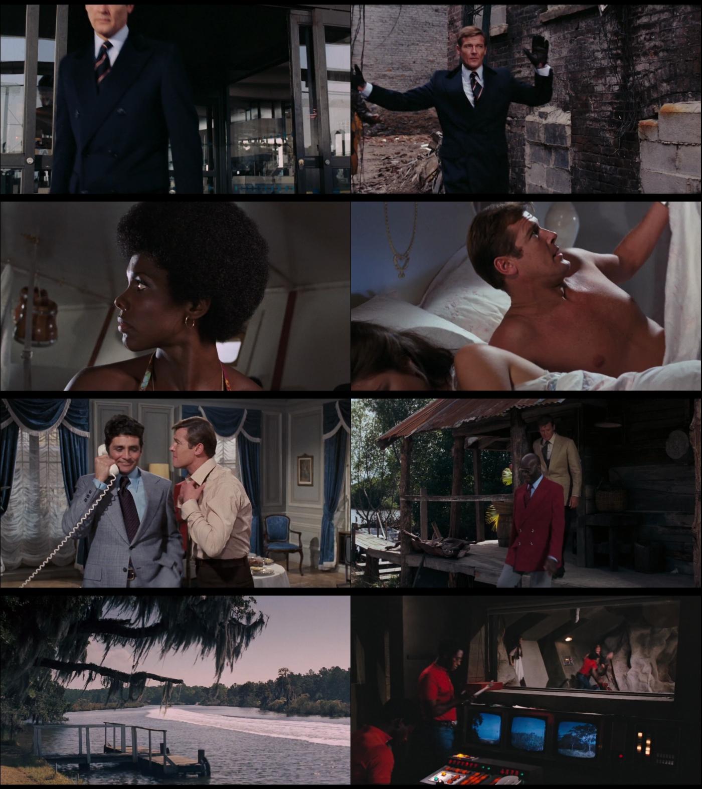 007 Vive y deja morir 1080p Latino