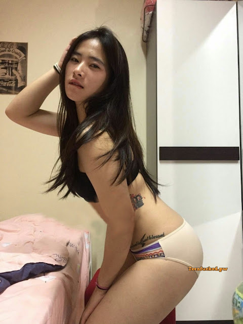 xfVNlbIaFZA wm - Beautiful Thai girl from a sexy selfie before being naked 2020