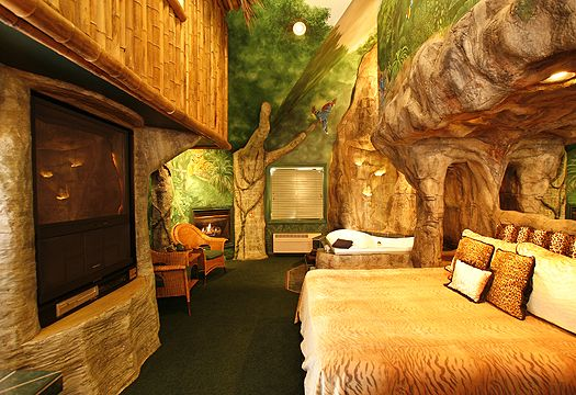 safari, jungle theme bedroom design