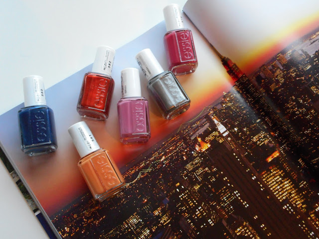 Essie Fall 2018 Collection