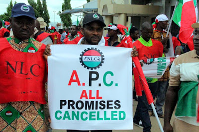 Strike Continue; Labour Cripples Business Activities... Presidency Summons Leaders