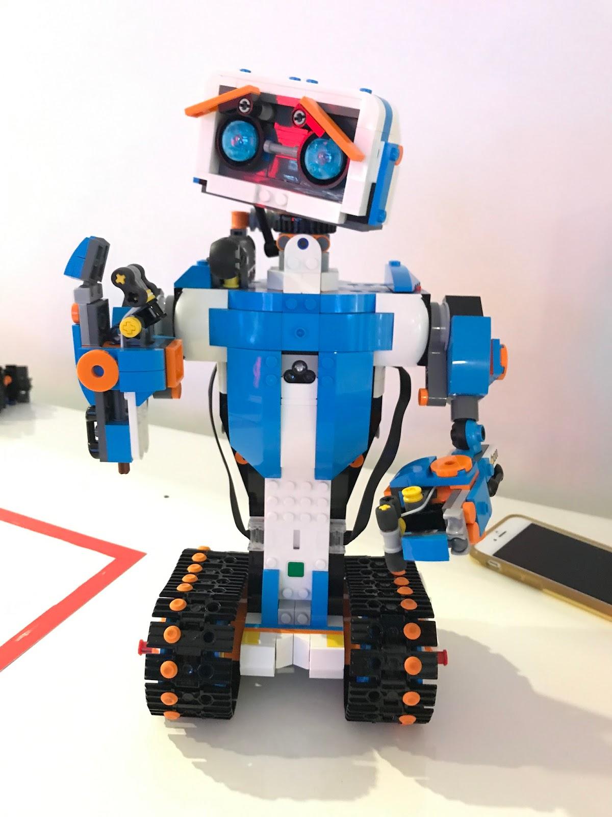 robot codage