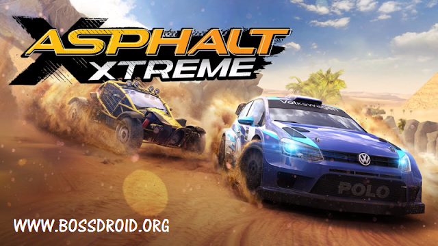 Game Balapan Asphalt Extreme Versi 1.1.2a APK Mod Unlocked
