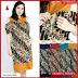 MOM073D25 Dress Hamil Menyusui Cantik Batik Dresshamil Ibu Hamil