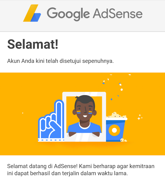 Full Approved Google Adsense