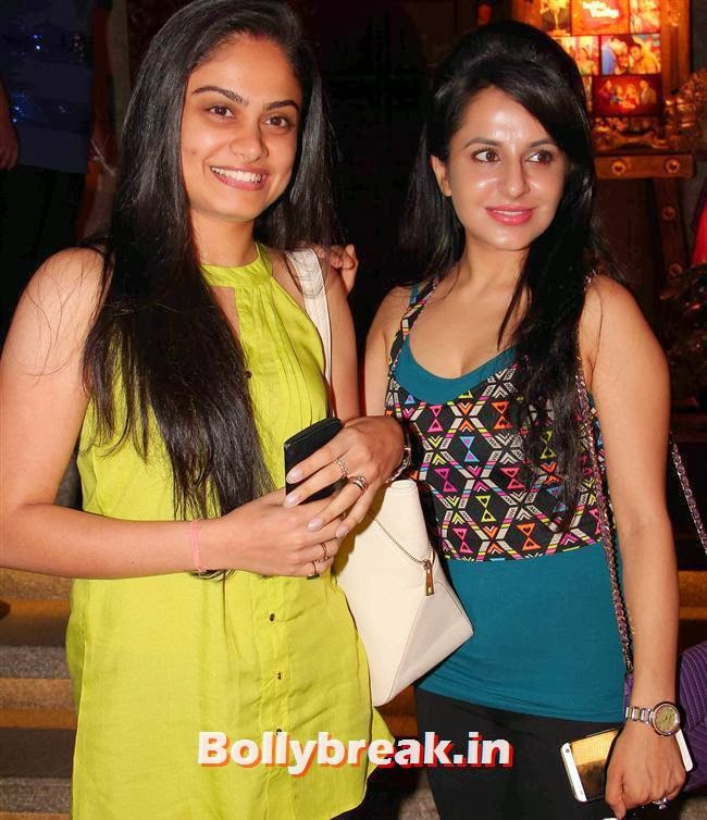 Toral Rasputra and Roop Durgapal, Balika Vadhu Success Party Pics -1500 Episodes