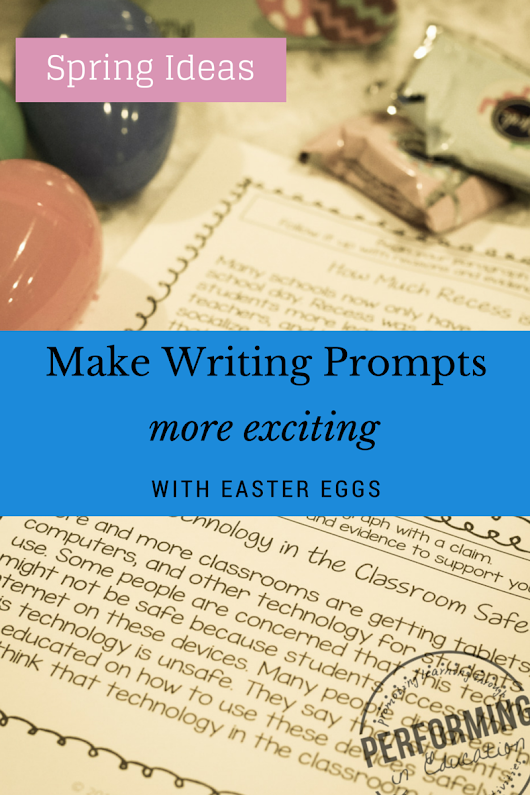 Easter Egg Writing Prompts: Make Spring Journaling More Exciting!