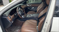 Màu nội thất Mercedes S450 L 2018