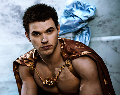 Kellan Lutz - Film Les Immortels