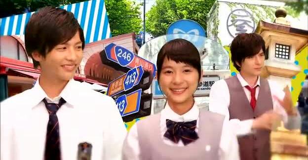 Omotesando koukou gasshoubu episode 1 / Selector infected wixoss